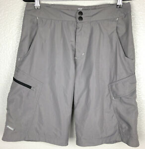 FOX RANGER Cycling Mountain Biking Shorts Men's Size 32 Gray Mtb Cargo