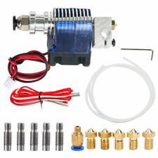E3D V6 Hot End 10Pcs Kit 1.75mm 12V Bowden/RepRap 3D Printer Extruder Parts