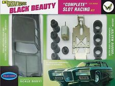 Polar Lights The Green Hornet Black Beauty 1/32 Slot Car Kit POL884