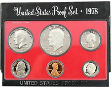 1978 S US Mint Proof Coin Set
