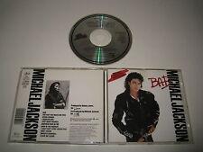 MICHAEL JACKSON/BAD(EPIC/EPC 450290 2)JAPAN CD ALBUM