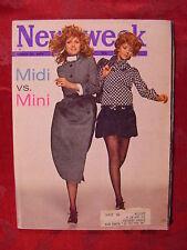 NEWSWEEK March 16 1970 3/70 LAOS NEPAL MIDI VS. MINI! +