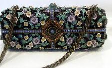 Evening  Handbag Designer Quality Enamel by Ciel Mint
