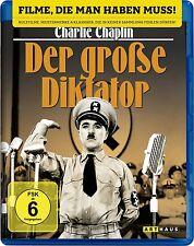 DER GROSSE DIKTATOR (Charlie Chaplin) Blu-ray Disc NEU+OVP