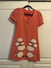 Poodle Dress XS 1 Dress. Deep Or Shallow Peach