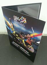 Malaysia 29th SEA Games 9th Para Asean 2017 Sport Games Tiger (folder) *limited