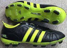 ADIDAS ADIPURE IV FG FOOTBALL BOOTS UK 8