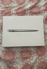Empty box Only - Apple Mac 13-inch MacBook Air A1466 - Stickers - Instructions