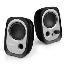 Edifier  R12U BK USB-Lautsprecherset schwarz Lautsprecher Speaker