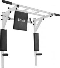 Multi pinzamiento barras de dominada barra traccion Pull Up bar montaje mural 3 en 1 atleta