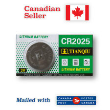 CR2025 NEW! Lithium 3V Coin Button Battery