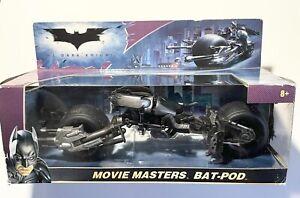 Batman The Dark Knight Masters Bat-Pod Vehicle Detailed Movie Replica By Mattel