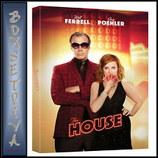 THE HOUSE -  Will Ferrell & Amy Poehler  *BRAND NEW DVD