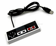 USB NES NINTENDO stile GAME PAD CONTROLLER JOYSTICK JOYPAD PER PC o Mac
