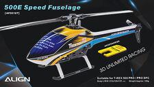 Align Trex 500 Pro / Pro DFC  Blue & White Speed Fuselage HF5018