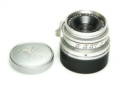 Leica Summaron 35mm F2.8 Chrome f. Leica M