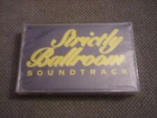 SEALED RARE PROMO Strictly Ballroom CASSETTE TAPE soundtrack AUSTRALIA dance '92