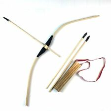 Bow And Arrow Set Left and Right Hand Train Play Shooters Youth Junior Kids Gift