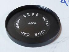 HOYA 48mm METAL LENS CAP END