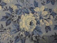White & Blue Roses Shabby Cottage Chic Duvet Cover  Mario & Marielena ....80x82
