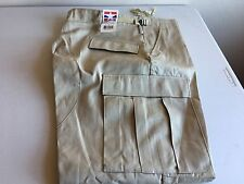military cargo pants bdu trouser khaki propper f5201 cotton twill