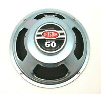 Celestion Rocket 50 8 Ohm 12 inch 50W G12E-50guitar speaker *EUC Tested*