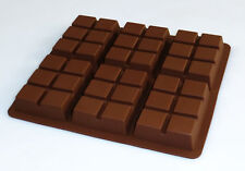 Toffee Fudge Chocolate Candy Silicone Bakeware Mould Sugarpaste Cake Decorating