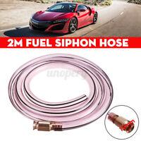"3/4"" 19mm x2m Copper Jiggler Jiggle Siphon Pump Pipe PVC Hose Fuel Transfer"