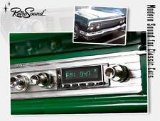 For Chevrolet Impala 1963-64 Vintage Car Radio DAB+ UKW USB Bluetooth Aux