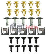 AUDI A4 Pare-chocs, Trim, passage de roue, panneau porte, côté moulage vis capot moteur