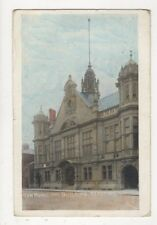 New Municipal Building Hereford 1905 Postcard 505a