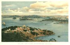 Sidney, Australien, Ansicht, Chromolithographie von ca. 1890
