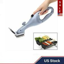 Grill Daddy Original Steam Cleaning Barbeque Grill Brush For Charcoal Clean Tool
