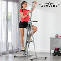 Fitnessgerät Total Maxi Climber Ganzkörpertrainer Klappbar Ganzkörpertraining