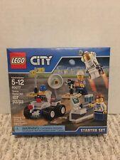 Lego CITY Space Starter Set 60077 BRAND NEW, SEALED