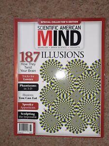 Scientific American mind behaviour brain science 187 illusions
