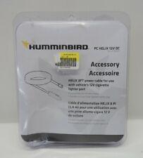 Humminbird PC Helix Power Cord with Cigarette Lighter Plug - NOB NEW!