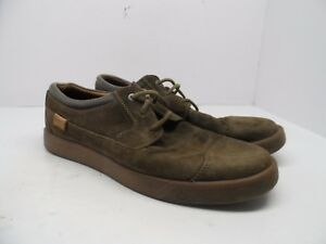 Keen Men's Lace Up Suede Oxford Brown Size 11M