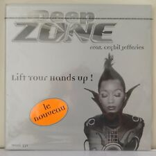 "Deep Zone ‎– Lift Your Hands Up! (Vinyl, 12"", MAXI 33 Tours)"