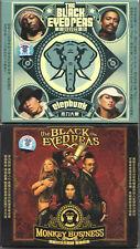 BLACK EYED PEAS / ELEPHUNK / MONKEY BUSINESS / CD ALBUMS FROM CHINA (Import)