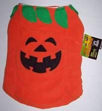 Pumpkin Halloween Costume for Pets Dog Cat Medium NWT