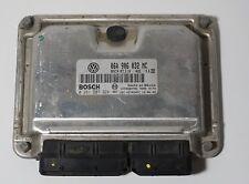 03 VW GOLF 2.0L ENGINE CONTROL MODULE ECM ECU 06A906032MC