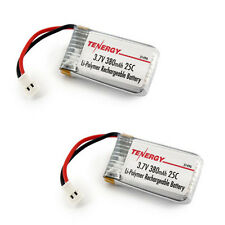 Tenergy 31496 3.7V 380mAh LiPO Battery FOR Hubsan X4 / Traxxas QR-1 (2)