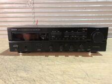 DENON PRECISION AMP AUDIO COMPONENT STEREO RECEIVER DRA-545R