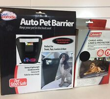 New listing Waterproof Dog Pet Cargo Liner Car Suv Rear Protector Mat And Pet 00006000  Barrier