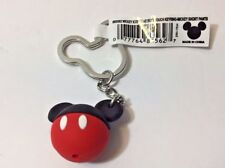 MICKEY MOUSE 3D ICON SOFT TOUCH PVC 1in Short Pants Keychain NEW by Monogram