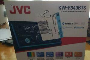 Jvc car stereo KW-R940BTS