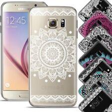 coque étui de protection téléphone portable pour Samsung Galaxy EN SILICONE /