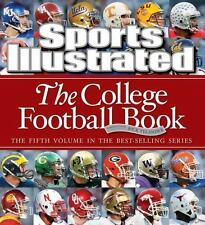 Sports Illustrated The College Football Book Vol. 5 NCAA History Hardcover