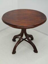 2275D-Bugholztisch-Tisch-Beistelltisch-Salontisch-Thonet Tisch